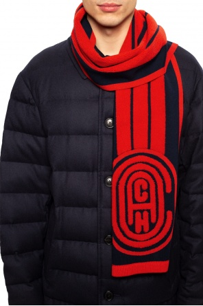 Scarf with logo od Coach